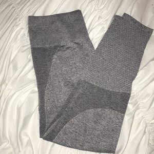 Fabletics grey seamless leggings